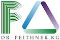 Logo spoločnosti Dr. Peithner pôsobiacej v Bratislave