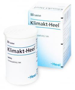 Klimakt-Heel - Homeopatický liek na klimakterické ťažkosti a menopauzu