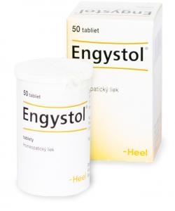 Engystol - Homeopatický liek na chrípkové a iné vírusové ochorenia