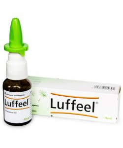 Luffeel - Homeopatický liek na sennú nádchu, kýchanie a svrbivý nos