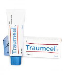 Traumeel S masť - Homeopatická masť s využitím pri zraneniach každého druhu a pri zápalových ochoreniach