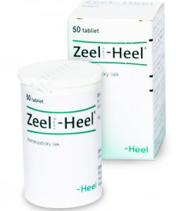 Zeel comp.-Heel - Homeopatický liek na boľavé kĺby